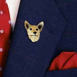 Australian Cattle Dog Pin