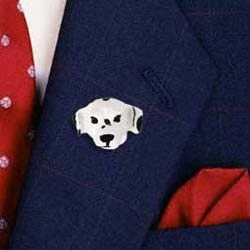 Dalmatian Pin