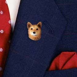 Finnish Spitz Pin