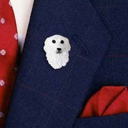 Great Pyrenees Pin