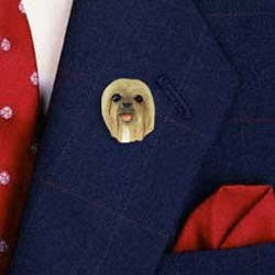 Lhasa Apso Pin