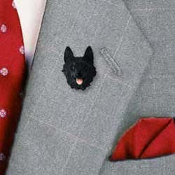 Schipperke Pin