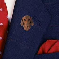 Vizsla Pin