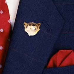 Badger Pin