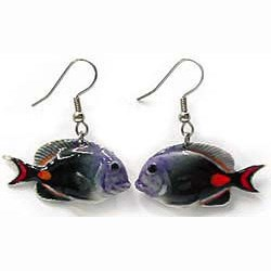 Achilles Tang Fish Earrings