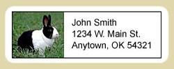 Rabbit Address Labels