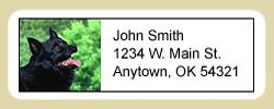 Schipperke Address Labels