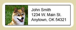 Shiba Inu Address Labels