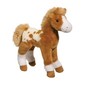 Appaloosa Horse Stuffed Plush Animal