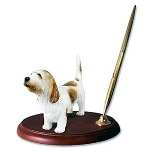 Basset Griffon Vendeen Pen Holder