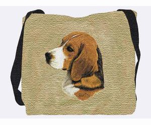 Beagle Tote Bag
