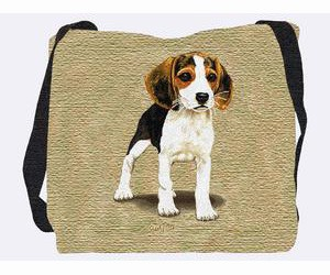 Beagle Tote Bag (Puppy)
