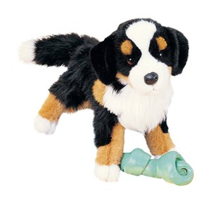 Bernese Mountain Dog Stuffed Animal