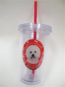 Bichon Frise Tumbler
