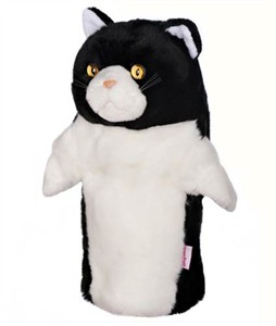 Tuxedo Cat Golf Headcover