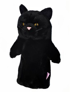 Black Cat Golf Headcover