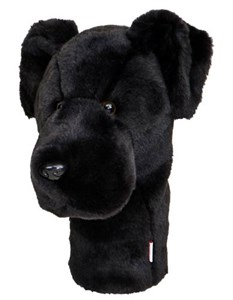 Black Lab Golf Headcover