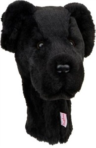 Black Lab Hybrid Headcover