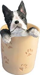 Boston Terrier Pencil Holder