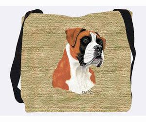 Boxer Tote Bag