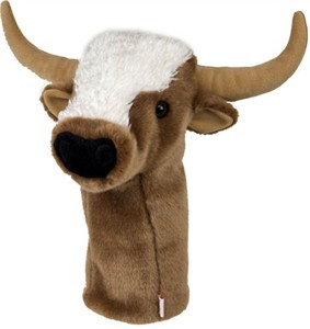 Bull Golf Headcover
