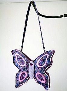 Butterfly Purse