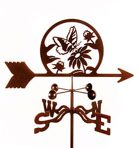 Butterfly Weathervane