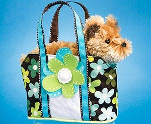 Cairn Terrier Purse