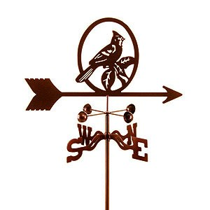 Cardinal Weathervane