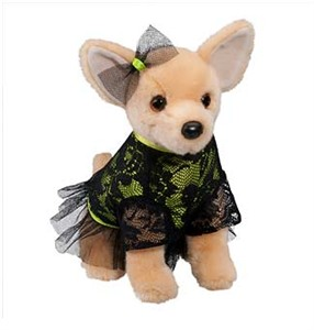 Chihuahua Plush Stuffed Animal 10.5 Inch