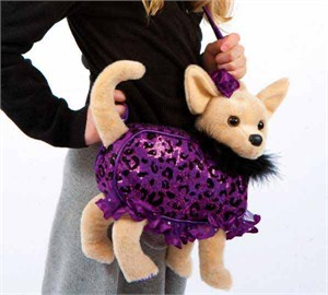 Chihuahua Purse Couture