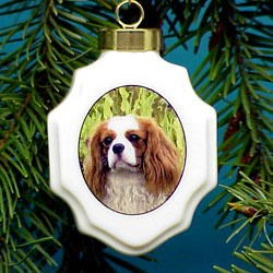 King Charles Chrstmas Ornaments