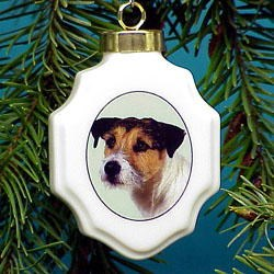 Jack Russell Terrier Ornament