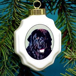 Newfoundland Ornament