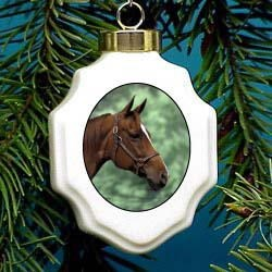 Quarter Horse Ornament