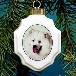 Samoyed Ornament