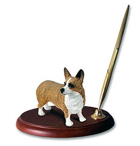 Corgi Pen Holder (Pembroke)