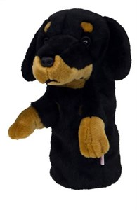 Dachshund Golf Headcover