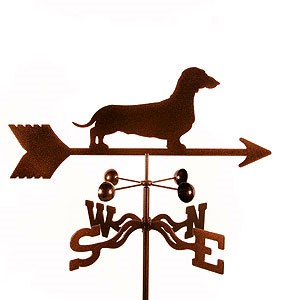 Dachshund Weathervane