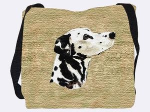 Dalmatian Tote Bag