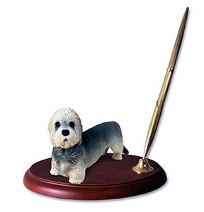 Dandie Dinmont Pen Holder