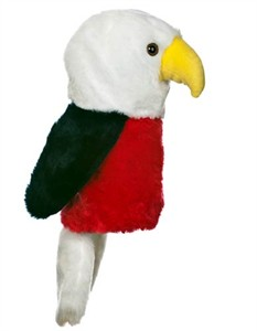 Eagle Red White Blue Golf Headcover