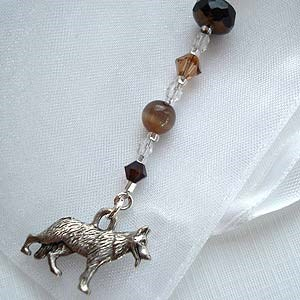 German Shepherd Bookmark