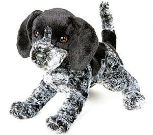 German Shorthaired Pointer Stuffed Animal