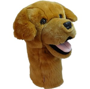Golden Retriever Golf Headcover