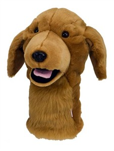 Golden Retriever Hybrid Headcover