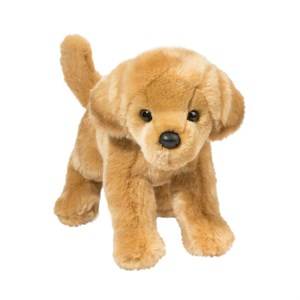 Golden Retriever Plush Stuffed Animal 12 Inch