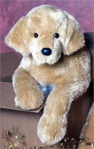 Golden Retriever Stuffed Plush Animal