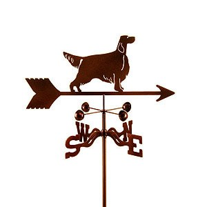 Gordon Setter Weathervane