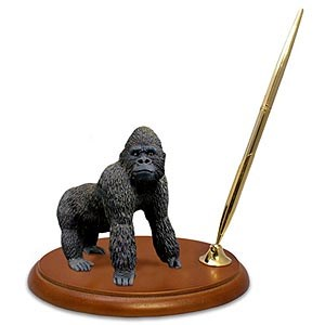 Gorilla Pen Holder